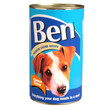 Ben Adult Premium Chunks Dog Food With Chicken 6 X 1200g