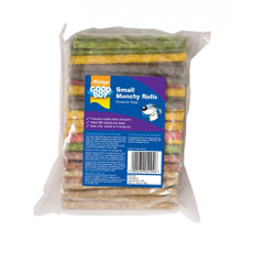 Munchy Rolls Assorted Dog Treat 100 X 5 Inch