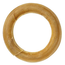 Rawhide Pressed Ring Chew Dog Treat 5 X 6 Inch