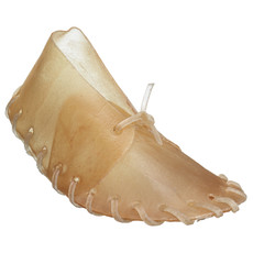 Rawhide Chew Shoe Dog Treat 20 X 5 Inch