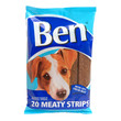 Ben Meaty Strips Dog Treats With Beef 200g To 13 X 200g