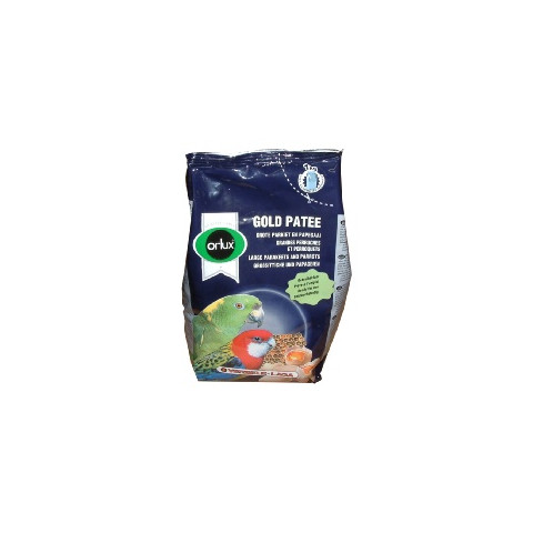 Orlux Gold Patee Rearing Food For Parakeets And Parrots 1kg