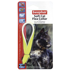 Beaphar Reflective Cat Flea Collar  To 12 X