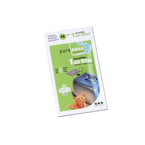 Van Ness Replacement Cat Litter Tray Zeolite Air Filter