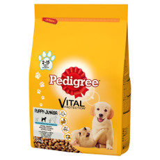 Pedigree Puppy Medium Dog Complete Dry With Chicken And Rice 10kg