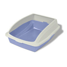 Van Ness Framed Cat Litter Tray Pan Large