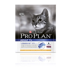 Pro Plan Adult 7+ Cat Food With Chicken 3kg