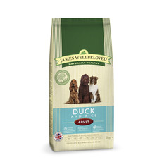 James Wellbeloved Adult With Duck And Rice 2kg To 2 X 15kg