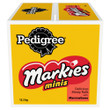 Pedigree Markies Mini Small Dog Biscuits 12 X 1kg