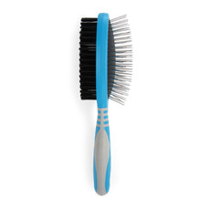 Ergo Double Sided Dog Brush