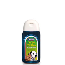 Johnsons Mild Puppy And Kitten Shampoo 125ml