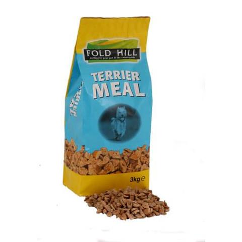 Fold Hill Terrier Meal 15kg