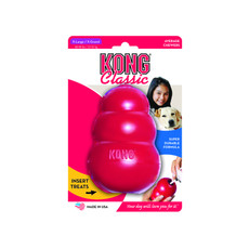 Kong Classic Red Dog Toy Xl