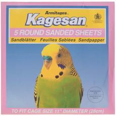 Kagesan Bird Cage Sandsheets Round 28cm