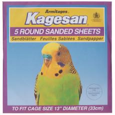 Kagesan Bird Cage Sandsheets Round 33cm