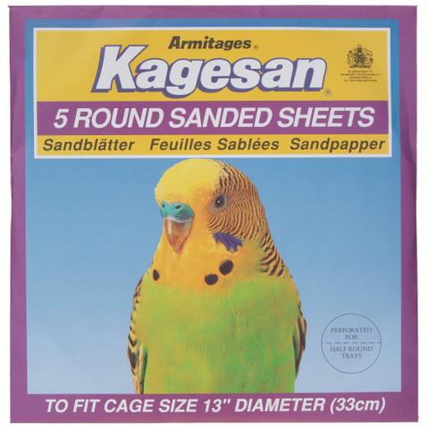 Kagesan Bird Cage Sandsheets Round