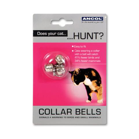 Cat Collar Bells 3 Pack 3 Pack