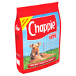 Chappie Dry With Beef & Whole Grain Cereal 3kg To 15kg