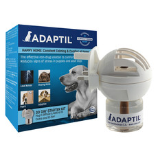 Adaptil Starter Kit For Dogs (plug-in Diffuser And 30 Day Refill) 48ml