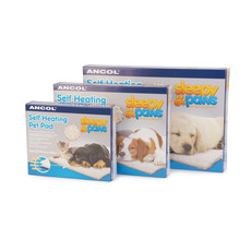Ancol Sleepy Paws Self Heating Pet Pad Cushion Medium