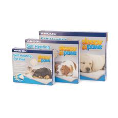 Ancol Sleepy Paws Self Heating Pet Pad Cushion Large
