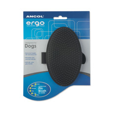 Ergo Palm Pin Dog Brush