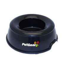 Happy Pet Petgear Non Spill Plastic Travel Bowl For Dogs