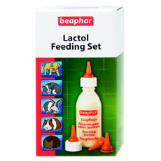 Beaphar Lactol Milk Feeding Set