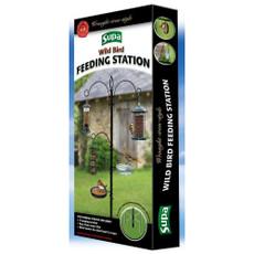 Supa Premium Wild Bird Garden Feeding Station