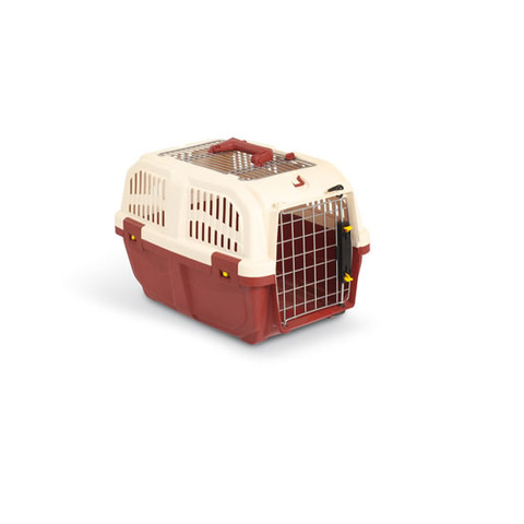 Plastic Pet Carrier Open Top Medium