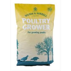 Dodson & Horrell Poultry Growers Pellets 20kg
