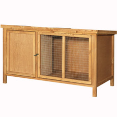 The Hutch Company Single Guinea Pig Hutch 4x2x2ft