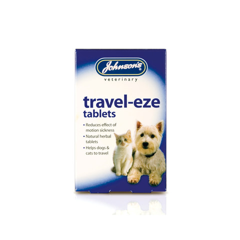 Johnsons Travel Eze Sickness Tablets 12 Tablets To 6 X 12 Tablets