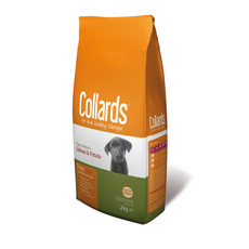Collards Hypo-allergenic Puppy Food With Salmon And Potato 2kg To 6 X 2kg