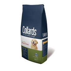 Collards Hypo-allergenic Senior Light Dog Food With Salmon And Potato 2kg To 6 X 2kg