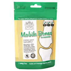 Pooch And Mutt Mobile Bones Dog Supplement 200g