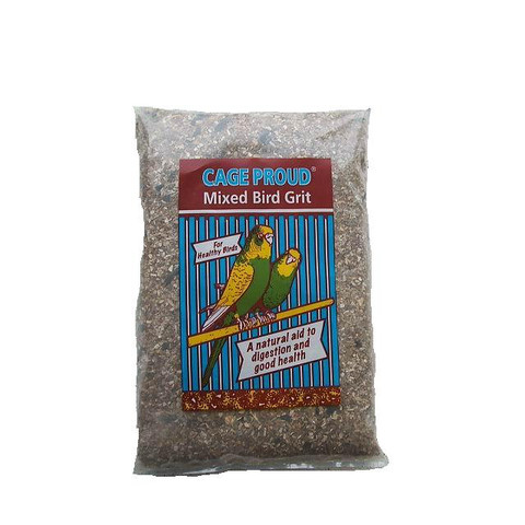 Pettex Mixed Bird Grit 2kg To 10 X 2kg