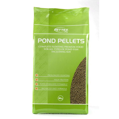 Pettex Premium Pond Pellets 4mm 10kg