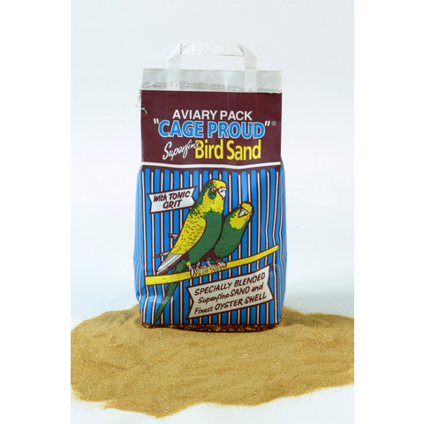 Pettex Cage Proud Cage Aviary Sand 10kg
