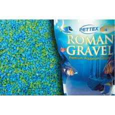 Aquatic Roman Gravel Aqua Blend 2kg To 6 X 2kg