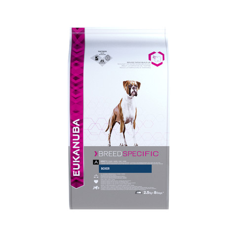 Eukanuba Adult Boxer Dry Dog Food 2.5kg To 12kg