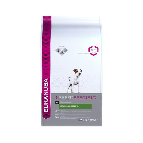 Eukanuba Adult Jack Russell Terrier Dry Dog Food 2kg