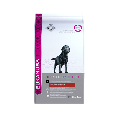 Eukanuba Adult Labrador Retriever Dry Dog Food 2.5kg To 12kg