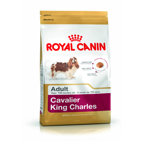 Royal Canin Cavalier King Charles Adult Dog Food 1.5kg To 2 X 7.5kg