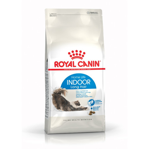 Royal Canin Home Life Indoor Long Hair Adult Cat Food 400g To 10kg