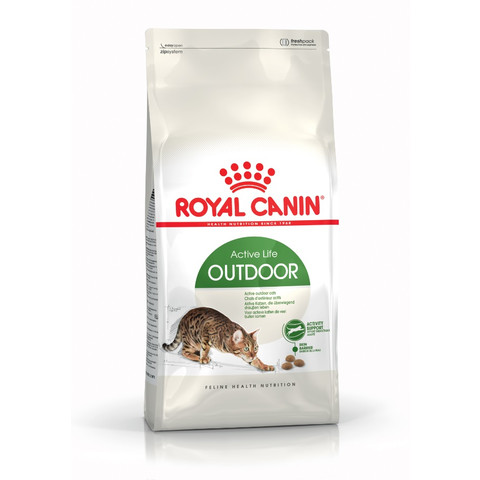 Royal Canin Active Life Outdoor Adult Cat Food 400g To 10kg