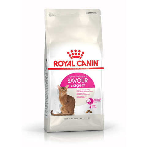Royal Canin Feline Preference Savour Exigent Adult Cat Food 400g To 10kg