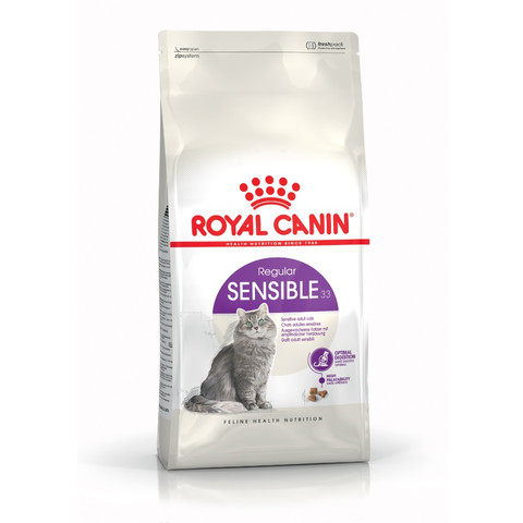 Royal Canin Regular Adult Maintenance Sensible 33 Adult Cat Food 400g