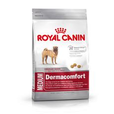 Royal Canin Medium Dermacomfort Adult Dog Food 3kg To 2 X 10kg