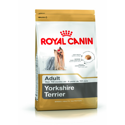 Royal Canin Yorkshire Terrier Adult Dog Food 1.5kg To 2 X 7.5kg